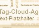 Tag-Cloud-Vorlagen als fertige PowerPoint-Datei